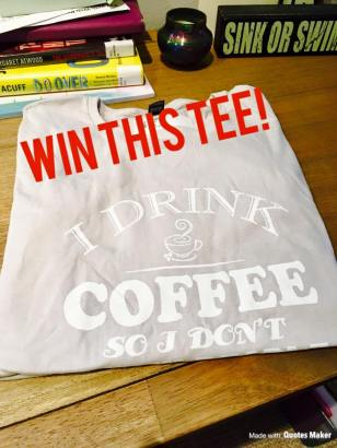 free coffee tshirt