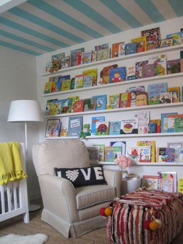 Toddler Book Shelf
