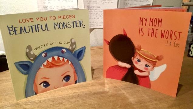 JK Coy Books