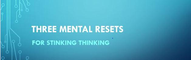 Positve Thinking tip