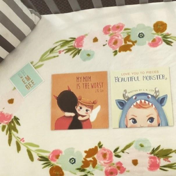 JK Coy Books Baby Season